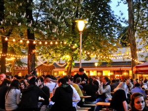 German Biergarten, Photo courtesy of drinks.seriouseats.com