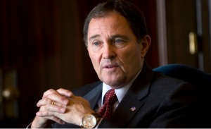 Governor of Utah Gary Herbert, Photo Courtesy of utahpoliticalcapital.com