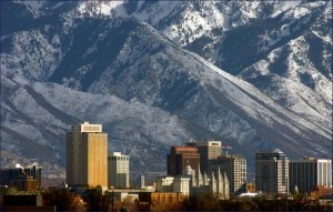 Salt Lake City, Photo courtesy of evolvenetwork.org