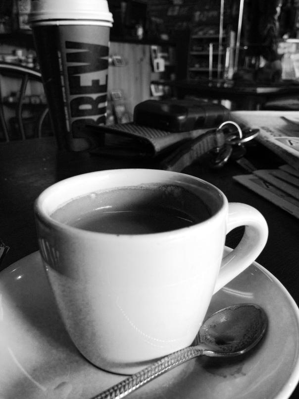 Espresso & Baklava