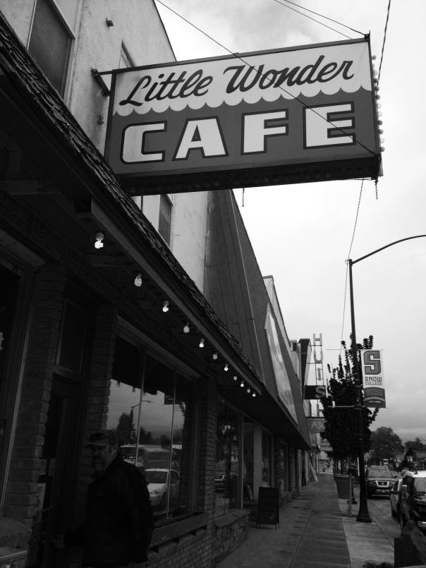 Little Wonder Cafe, Richfield