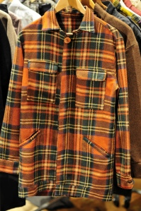 Traditional flannel