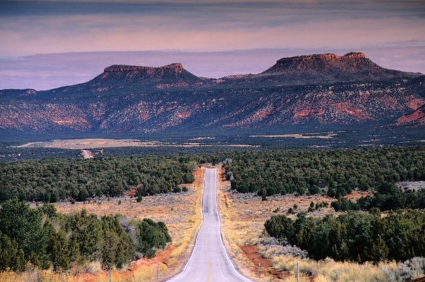 Bears Ears buttes